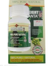 Reduce Weight Fruit Plant Capsule bottle