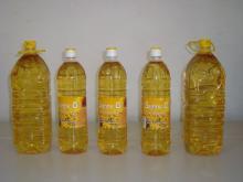 crude and refine canola oil