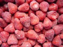 Frozen-IQF Strawberries