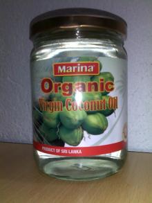 """Marina"" Organic Virgin Coconut Oil"
