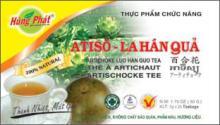 Artichoke Luo Han Guo Tea (herbal teabag)