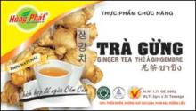 Ginger Tea (herbal teabag)