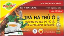 He-show- wu   Tea  (herbal  tea bag)