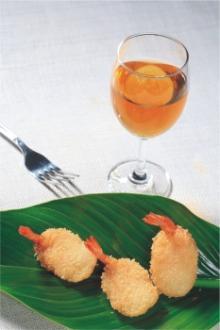 frozen   breaded   shrimp