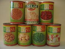 Canned Beans - Red kidney beans - Baked Beans