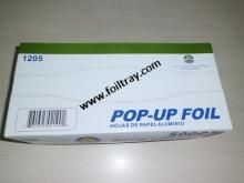 pop up foil sheet