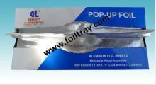 pop up foil sheets