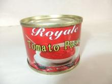 canned tomato paste 70g