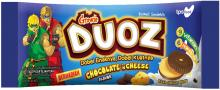 Growie Duoz (Chocolate and Cheese Flavor)