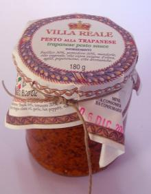 Trapanese pesto Sauce