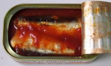 Sardines In Tomato Sauce 125g