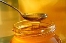 honey syrup