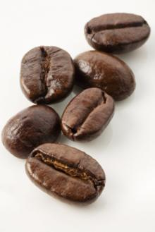 robusta coffe beans,,