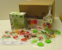 Xylitol lollipops 10g