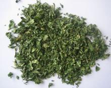 Air dried celery leaf 5-8mm