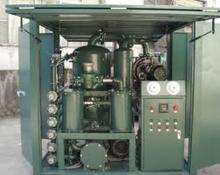 TY Vacuum turbine oil regeneration oil purifier/oil filtering machine