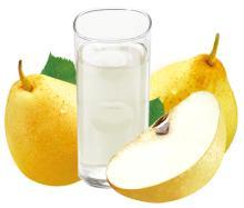 Deionized   pear   juice  concentrate 70°BX