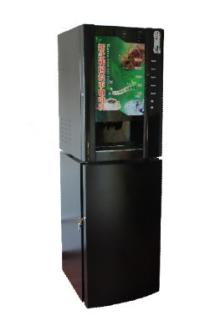instant coffee vending machine, vending coffee, drink vending machine
