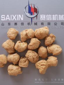 Texture vegetable protein food processing line