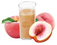Huiyuan Peach Puree Concentrate 24.0±1.0/30.0-32.0 bx