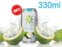 Young Coconut Water Private Label 330ml Can