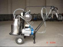Vacuum Moving single bottle cow milking machine