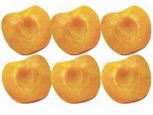 IQF  frozen   peach   halves