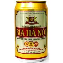 HANOI BEER IN CAN 330ml