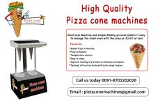 pizza cone equipment