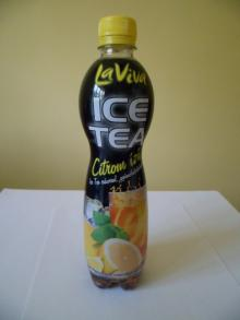 La Viva ice tea - lemon