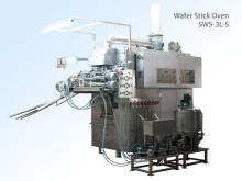 Wafer Stick Machine 3 Lines