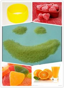 Gelatin for Jelly and Candy