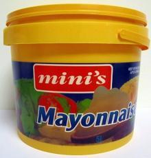 Minis Mayonnaise