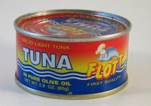 CANNED TUNA (BEST QUALITY)