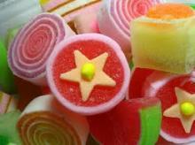 Candy Sugar Gelatin