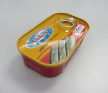 CLUB CAN SARDINE IN OIL