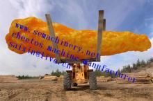 Cheetos extruder machine