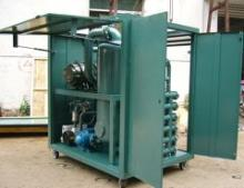 ZYD Enclosed Type Transformer Oil Purification Plant, Oil Recycling