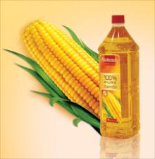 100% pure and natural Corn oil