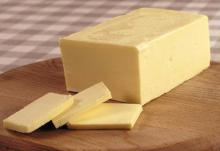 COW MILK UNSALTED BUTTER