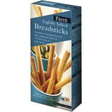 Salted Breadsticks
