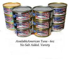American Tuna Canned