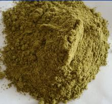 Dried fennel powder