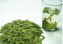 Longjing green tea(dragon well tea)