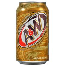 A&W CREAM SODA 24 (CANS)