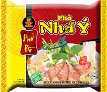 instant rice noodle chicken flavour