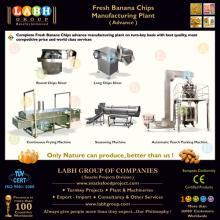 Fresh Banana chips production line
