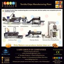 Tortilla Chips production line