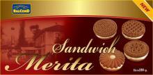 Sandwich Merita biscuit