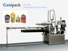 Stand-up  pouch   filling   machine  CHP-40
